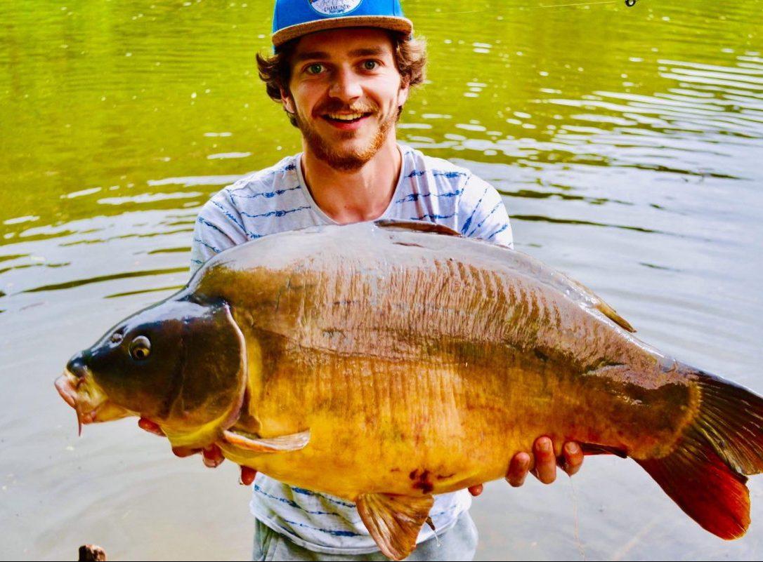 B.18 - La pêche au camping - Remi Decathlon